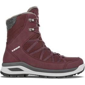 Lowa Montreal GTX Mid Chaussures pour temps froid Femme, bordeaux